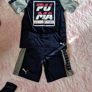 Puma short set